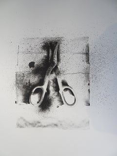 Ten Winter Tools - 1970s - Jim Dine - Lithograph - Contemporary