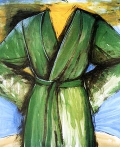 The Mighty Robe, Jim Dine