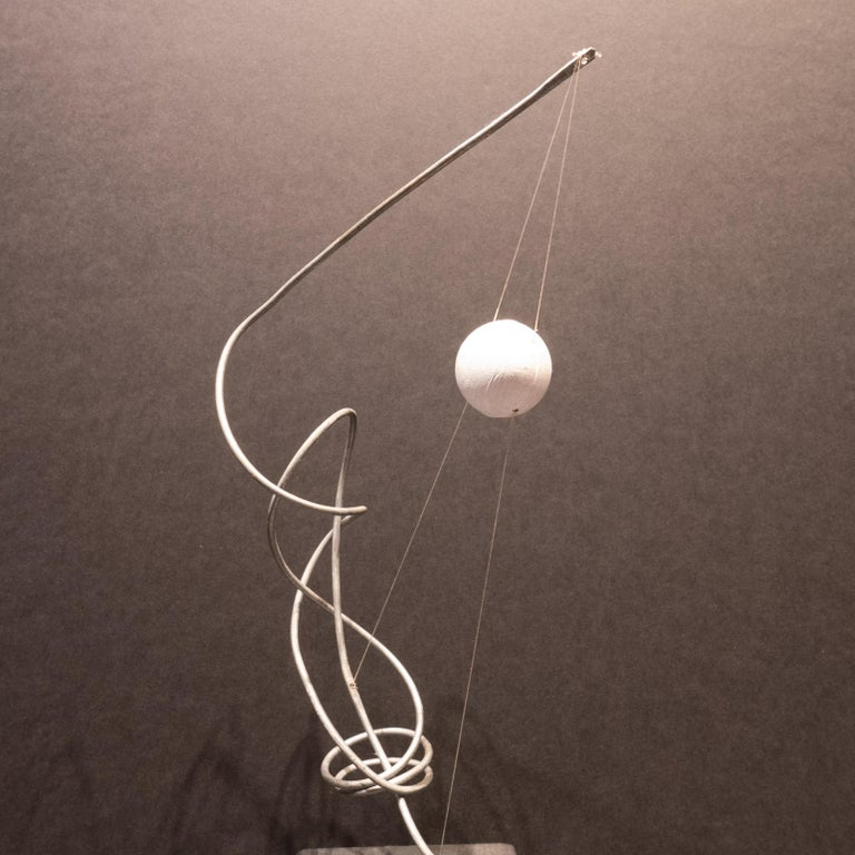 Wire Jim Hunter Maquette #3 For Sale