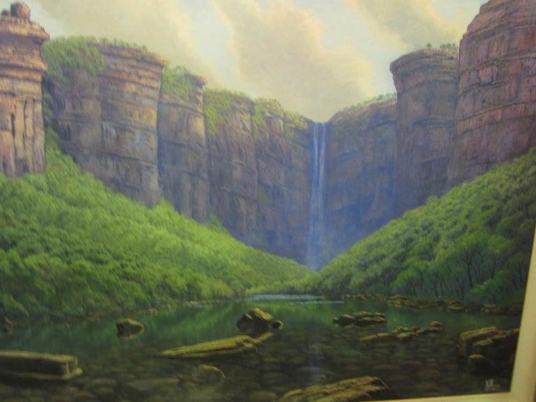 Jim Jim Falls, Kakadu, Northern Territory, Australia For Sale 1