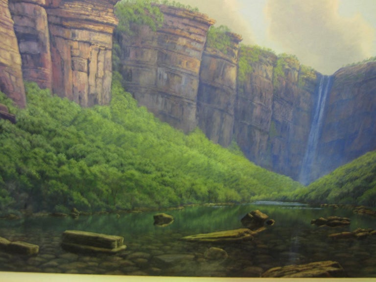 Jim Jim Falls, Kakadu, Northern Territory, Australia For Sale 2