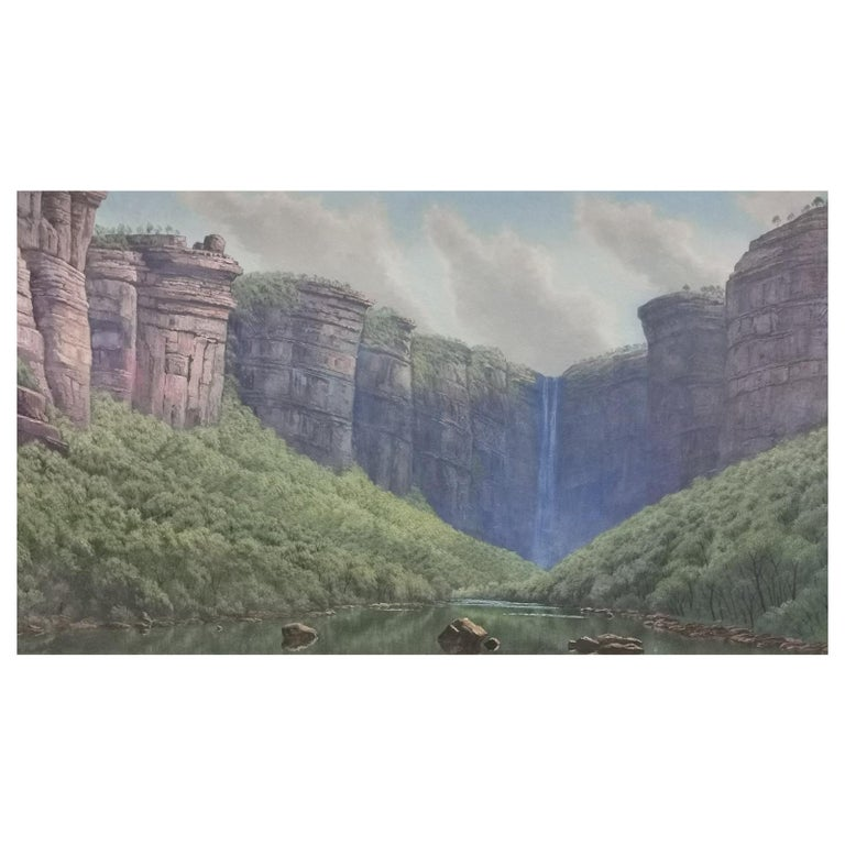 Jim Jim Falls, Kakadu, Northern Territory, Australia For Sale