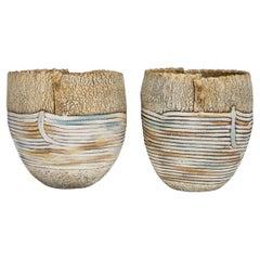 Jim Kraft Ceramic Vessel