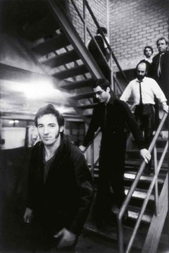 Backstage Stairs, Bruce Springsteen