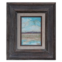 Impressionistic Seascape Painting