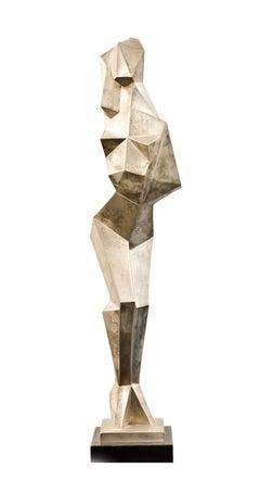 Cubist Nude 102
