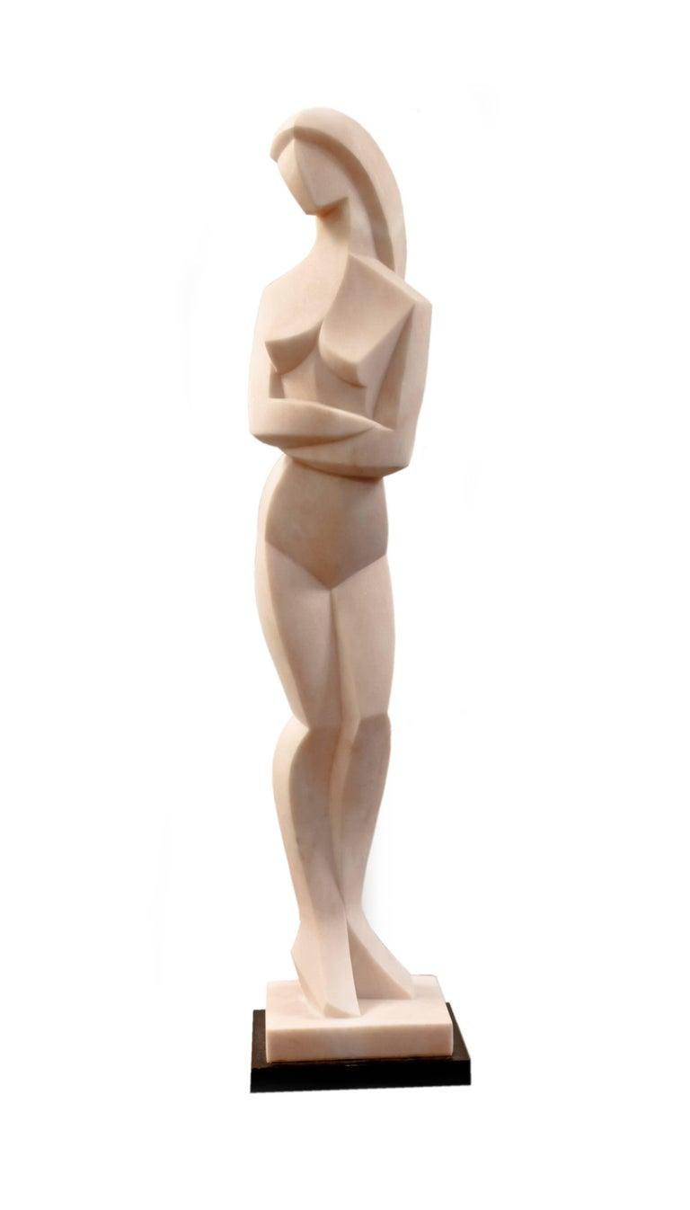 Jim Ritchie Figurative Sculpture - Virginie