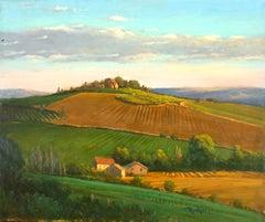 Ruffino Vineyards in Chianti