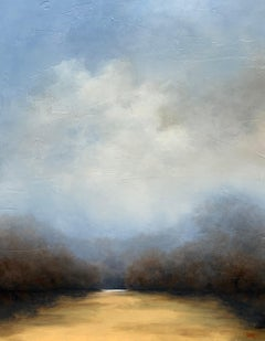 Where Dreams Come From by Jim Seitz, Large Vertical Landscape Painting