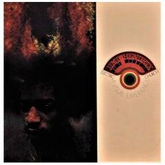 Jimi Hendrix 1969 Electric Church a Visual Experience Tour Program Book