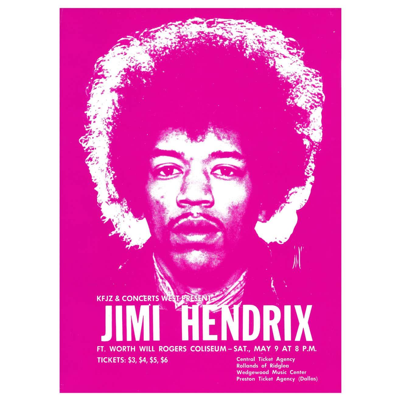 popsike.com - 1968 The Jimi Hendrix Experience Are You