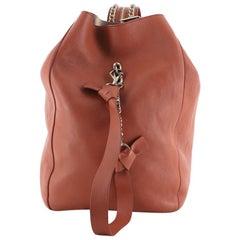 Jimmy Choo Echo Backpack Leather Large