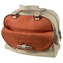 Jimmy Choo Justine Satchel Bag
