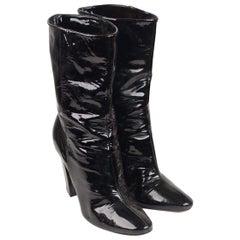 Jimmy Choo Mid-Calf Boots Size 38.5