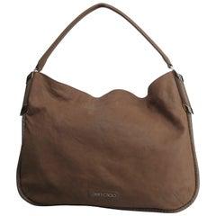 Jimmy Choo Tan Zoe Shoulder bag