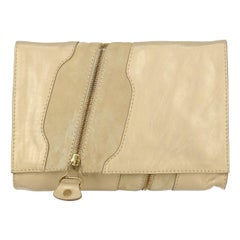 Jimmy Choo Woman Clutch bag Gold