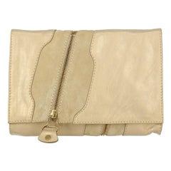 Jimmy Choo Woman Clutch bag Gold