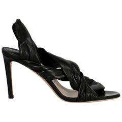 Jimmy Choo Woman Sandals Black EU 36.5