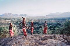 Jimmy Nelson - Kaisut Desert, Kenya - Signed