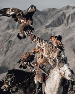 VI 17 // VI Kazakhs, Mongolia