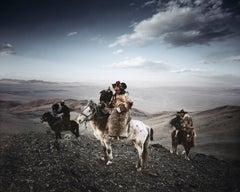 VI 466 // VI Kazakhs, Mongolia