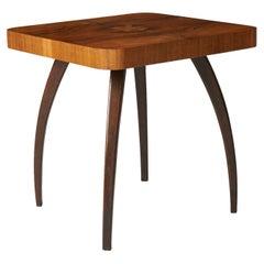 """Jindrich Halabala """"Spider"""" Side Table"""