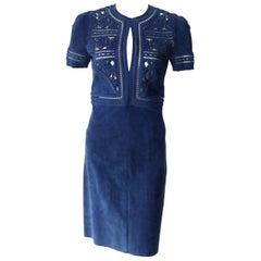 Jitrois Leather Dress
