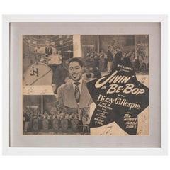 """Jivin' in Be-Bop"" 1946 U.S. Title Card"
