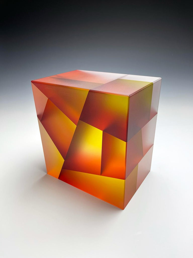 Lee was born and raised in South Korea. He is a studio artist and an associate professor of art and head of the Glass program at Southern Illinois University Carbondale. He has won a number of honors, including the Bavarian State Prize from