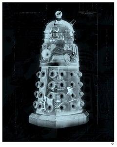 Exterminate, Dalek X-Ray - Limited Edition Digital Print