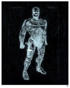 Murphy [RoboCop] - X-Ray - Limited Edition Digital Print