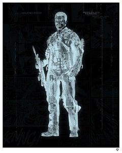 Uncle Bob Terminator, X-RAY - Limited Edition Digital Print