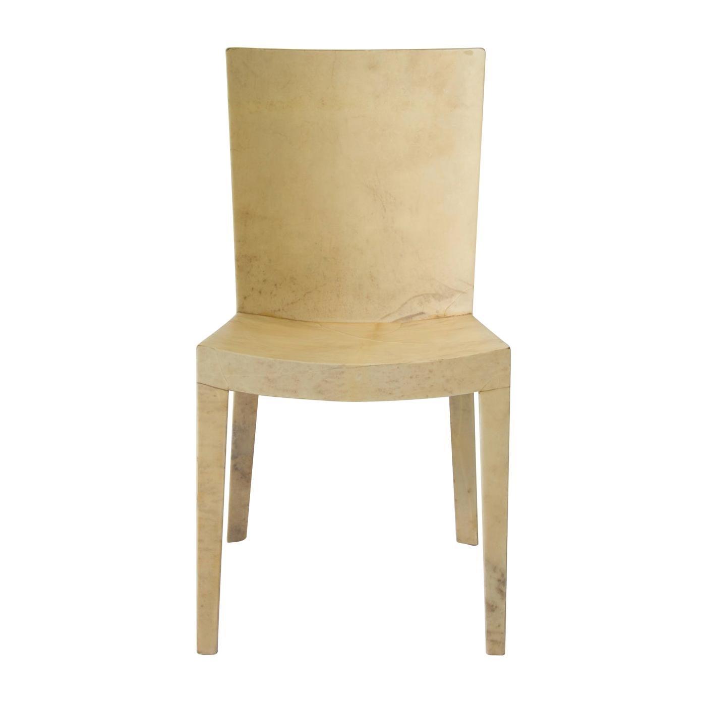JMF Chair by Karl Springer