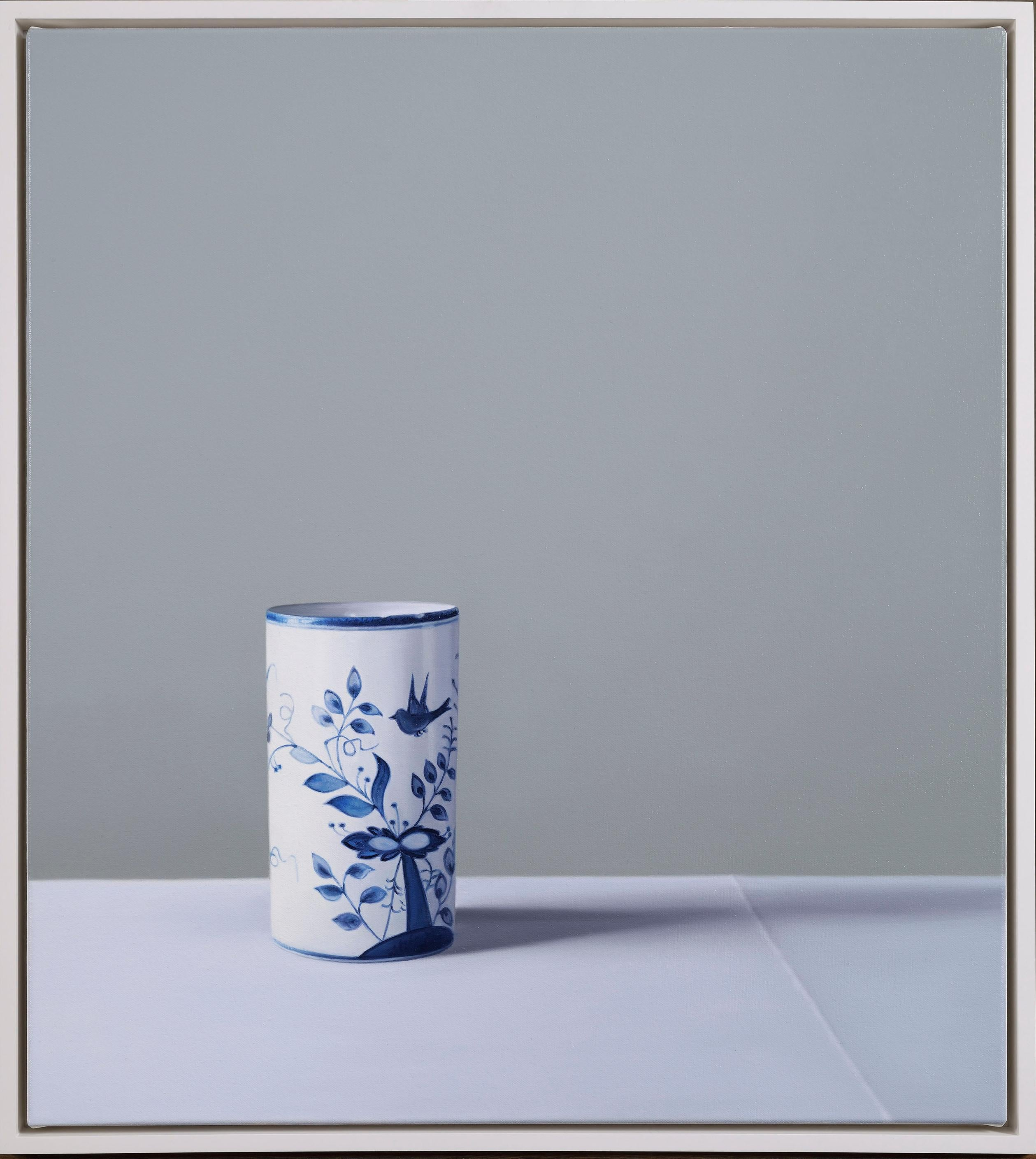 Still Life with Chinese Pot