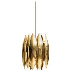 Jo Hammerborg Ceiling Lamp Model Kastor by Fog & Mørup in Denmark