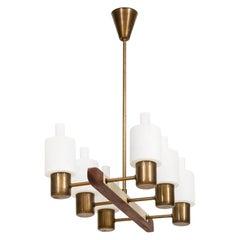 Jo Hammerborg Ceiling Lamp Model Nordlys Produced by Fog & M?rup in Denmark