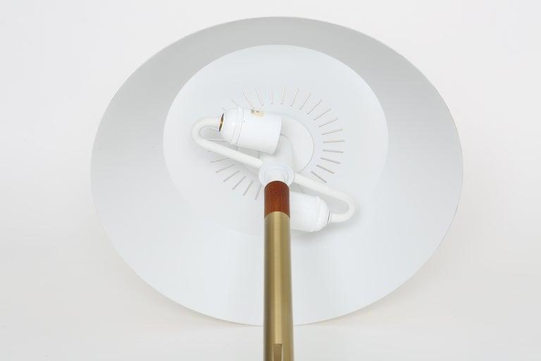 Jo Hammerborg Table Lamp for Fog & Mørup For Sale 1