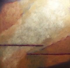 Philosopher's Path XVI, Painting, Oil on Canvas