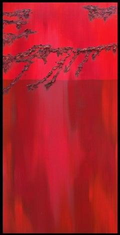Rain Maker III, Painting, Oil on Canvas