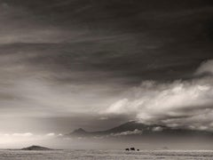Amboseli Plains, blackandhwite photography, Africa, Portrait, Wildlife