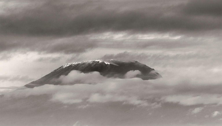 Beyond II, Kenya, Elephant, wildlife, b&w photography For Sale 1