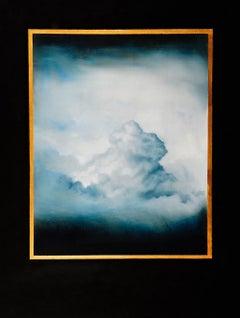 Cumulus IV by Joachim van der Vlugt - work on paper, skyscape