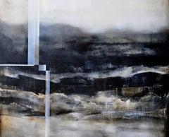 Elysium IV, Semi-Abstract Painting