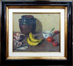 Fruits - original Still-life acrylic Painting