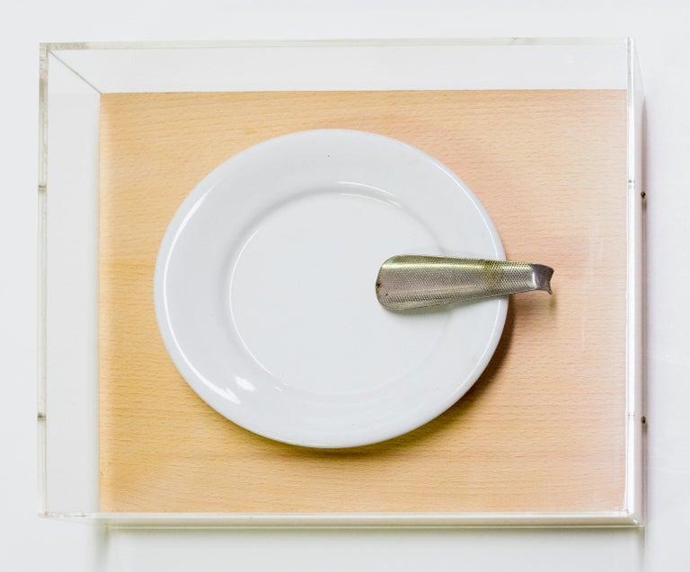 Joan Brossa Still-Life Sculpture - Poem Object