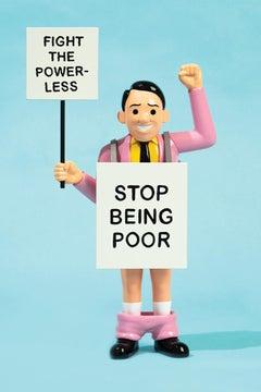 Joan Cornellà Vibrant 'POOPY PANTS' Vinyl Figure Pop Art Custom Box Sealed