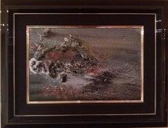 original. lunar landscape