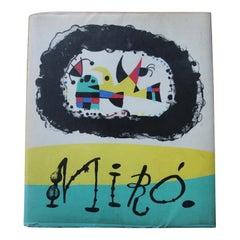 Joan Miró Book Maeght Editeur