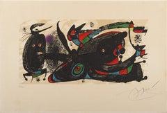 Miró as sculptor, 1976