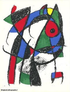 """Joan Miró - """"Original Lithography Series of Three"""" - Buy 3 for the price of 2"""